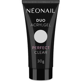 Акрил-гель для ногтей NeoNail Duo Acrylgel Perfect Clear, прозрачный, 30 g #1
