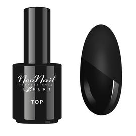 NeoNail Expert Top Shine Bright, сияющий топ, 15 мл #1