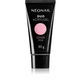 Акрил-гель для ногтей NeoNail Duo Acrylgel Cover Pink, розовый, 30 g #1