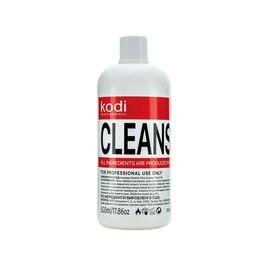 Жидкость для снятия липкого слоя Cleanser, 500 ml #1