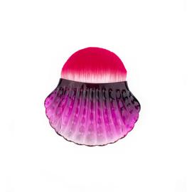 Кисть для нейл-арта Ракушка (фиолетовый кварц) #1