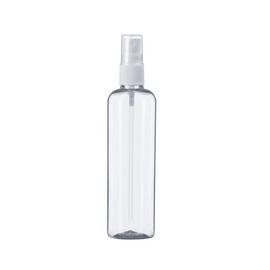 Бутылочка-спрей, прозрачная пластиковая, 200 мл #1