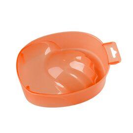 Ванночка для рук, миска маникюрная оранжевая #1