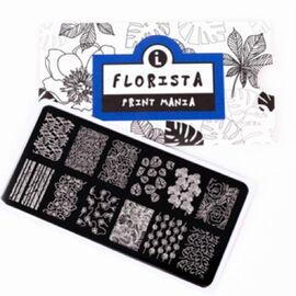 LIANAIL Пластина для стемпинга Print Mania: Florista #2, LPP-013 #1