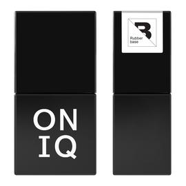 ONIQ База каучуковая прозрачная 903 Rubber base, 10 ml #1