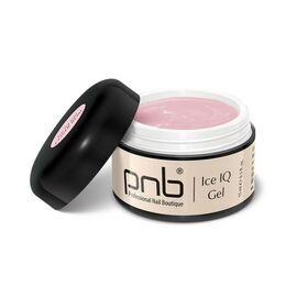 PNB Гель низкотемпературный Дымчато-розовый Ice IQ Gel Cover Rose, 15 ml #1