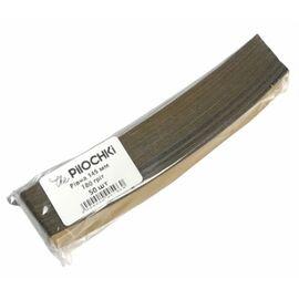 The Pilochki Сменный файл для основы РОВНОЙ 145 mm, 180 грит, (без мягкой прослойки 1 mm) НАБОР 50 шт #1