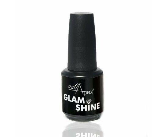 NAILAPEX Топ Супер-глянец Glam Shine, 15 ml #1
