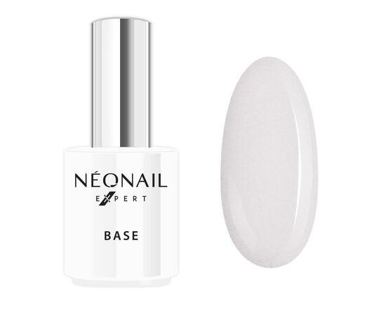 NEONAIL База Expert Revital Base Fiber Shiny Queen, 15 ml #1