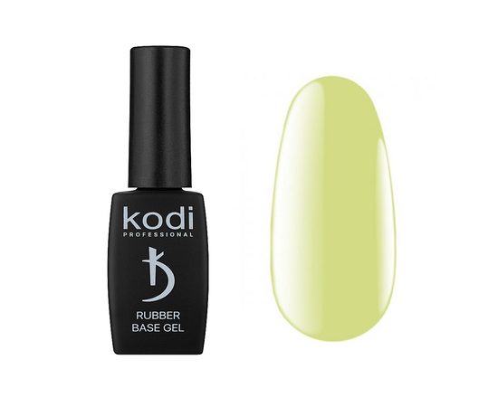 KODI Color base Fresh, желто-зеленая, 8 ml #1