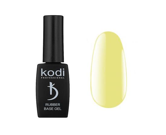 KODI Color base Vanilla, светло-желтая, 8 ml #1
