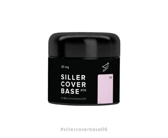 SILLER Cover Base № 6, 30 ml #1