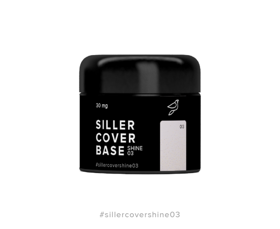 SILLER Cover Shine Base № 3, 30 ml #1