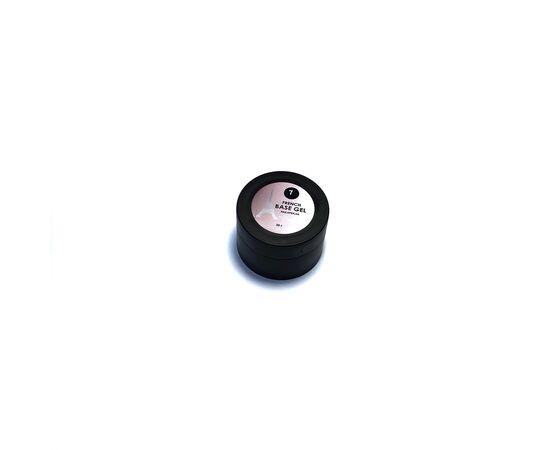 NAILAPEX База #7 Нежно-карамельный оттенок, 30 ml #1