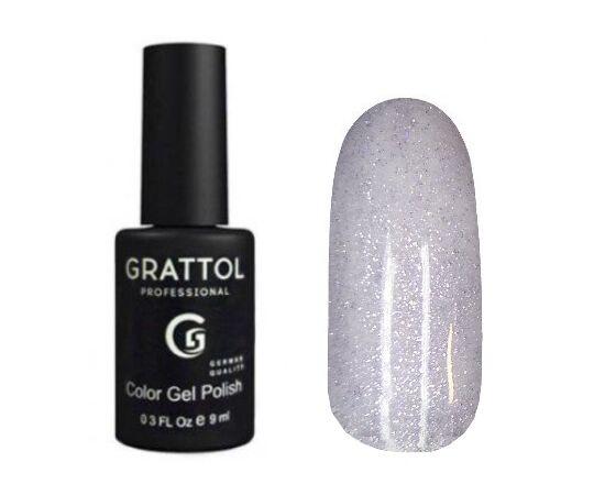 Гель-лак Grattol, Color Gel Polish LS Onyx 27, пурпурный оникс, 9 мл #1