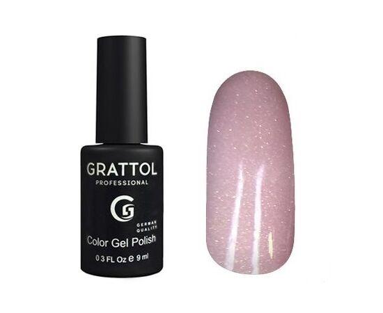 Гель-лак Grattol, Color Gel Polish LS Onyx 19, клубничный оникс, 9 мл #1