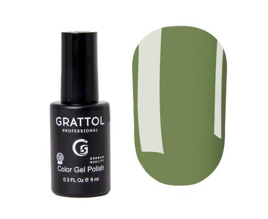 Гель-лак Grattol Color Gel Polish Olive 191, оливковый, 9 мл #1