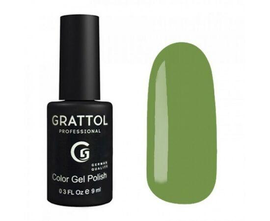 Гель-лак Grattol, Color Gel Polish Green Fern 190, папоротник, 9 мл #1