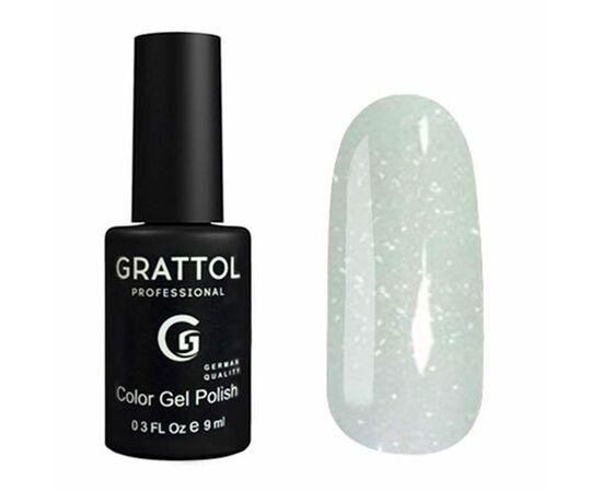 Гель-лак Grattol, Color Gel Polish LS Onyx 03, ледяной оникс, 9 мл #1