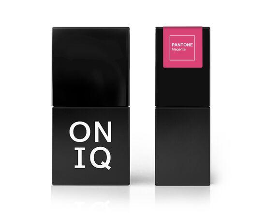 ONIQ Гель-лак 017 PANTONE: Magenta, 10 ml #1