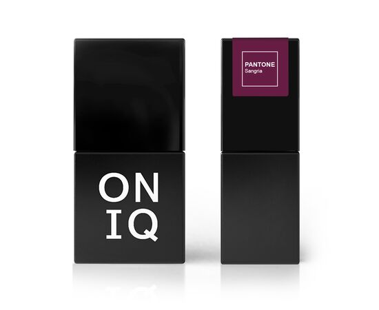 ONIQ Гель-лак 021 PANTONE: Sangria, 10 ml #1