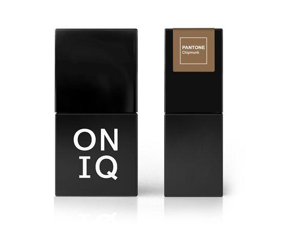 ONIQ Гель-лак 023 PANTONE: Chipmunk, 10 ml #1