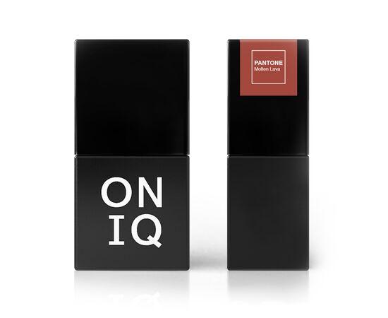 ONIQ Гель-лак 054 PANTONE: Molten Lava, 10 ml #1