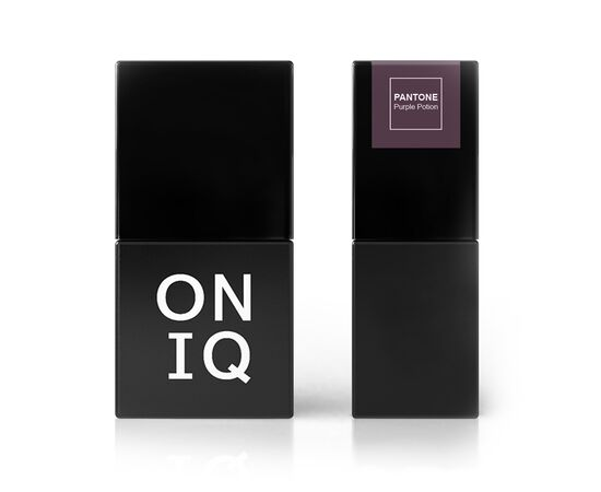 ONIQ Гель-лак 055 PANTONE: Purple Potion, 10 ml #1