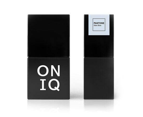 ONIQ Гель-лак 056 PANTONE: Wan Blue, 10 ml #1