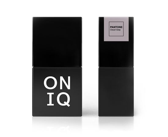 ONIQ Гель-лак 063 PANTONE: Cloud Gray, 10 ml #1