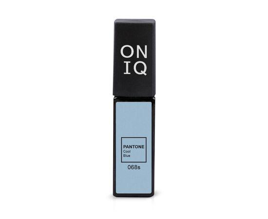 ONIQ Гель-лак 068s PANTONE: Cool Blue, 6 ml #1