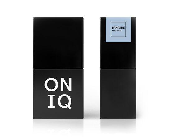 ONIQ Гель-лак 068 PANTONE: Cool Blue, 10 ml #1