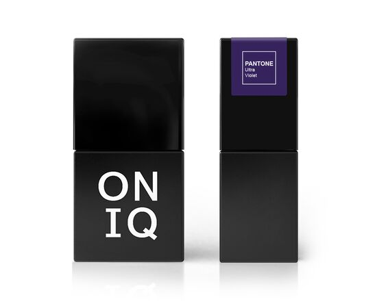 ONIQ Гель-лак 071 PANTONE: Ultra violet, 10 мл #1