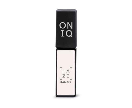 ONIQ Гель-лак 082s HAZE: Subtle Pink, 6 ml #1