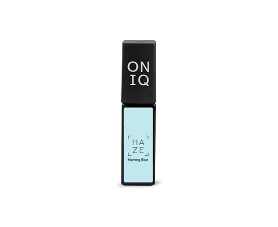 ONIQ Гель-лак 085s HAZE: Morning Blue, 6 ml #1