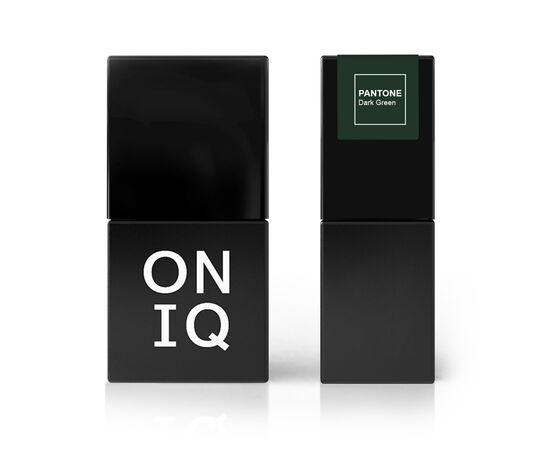 ONIQ Гель-лак 040 PANTONE: Dark Green, 10 ml #1