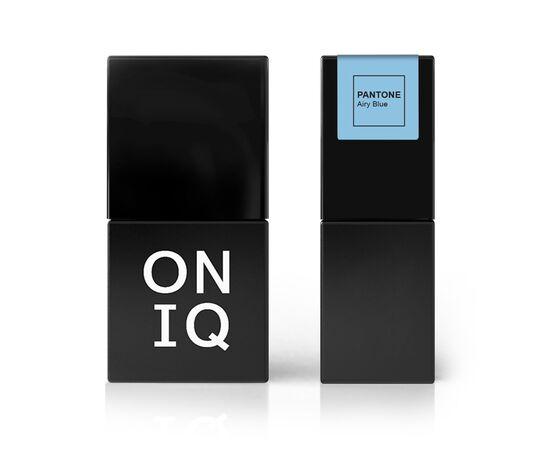 ONIQ Гель-лак 044 PANTONE: Airy blue, 10 ml #1