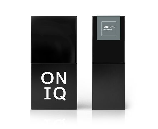 ONIQ Гель-лак 045 PANTONE: Sharkskin, 10 ml #1