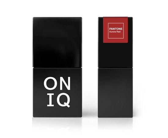 ONIQ Гель-лак 046 PANTONE: Aurora red, 10 ml #1