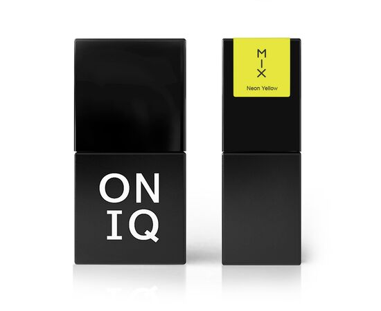 ONIQ Гель-лак 089 MIX: Neon Yellow, 10 ml #1