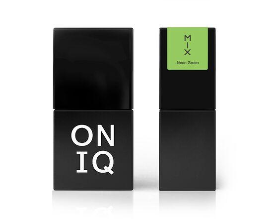 ONIQ Гель-лак 090 MIX: Neon Green, 10 ml #1
