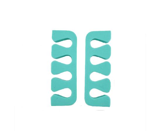 Разделители для пальцев 2 шт (цвет мятный) #1