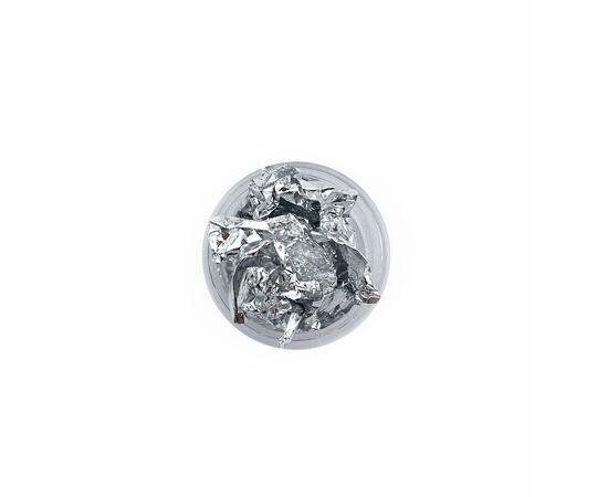 Фольга (поталь) серебро, Silver 5 грамм #1