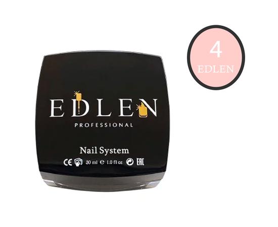EDLEN Камуфлирующая база French base № 4 Бледно-розовая, 30 ml #1