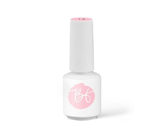 BEAUTY-FREE Гель-лак 14 Розовый румянец, 8 ml #1