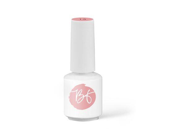 BEAUTY-FREE Гель-лак 15 Нью-йоркский розовый, 8 ml #1