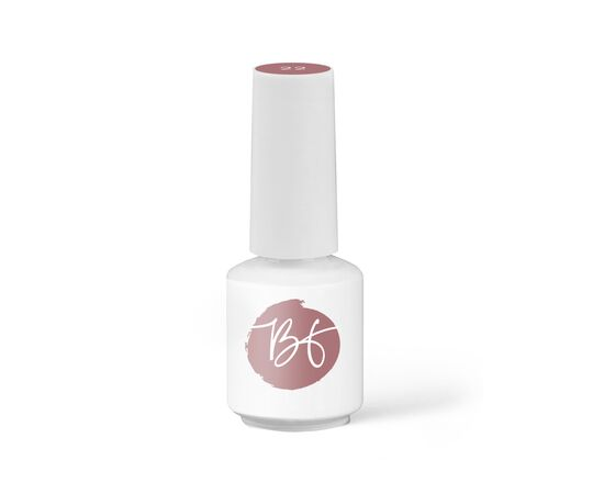 BEAUTY-FREE Гель-лак 22 Коричневый, 8 ml #1