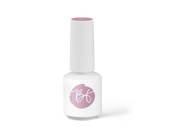 BEAUTY-FREE Гель-лак 27 Нюдово-фиолетовый, 8 ml #1