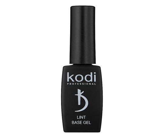 KODI Lint base gel База прозрачная с волокнами, 12 ml #1