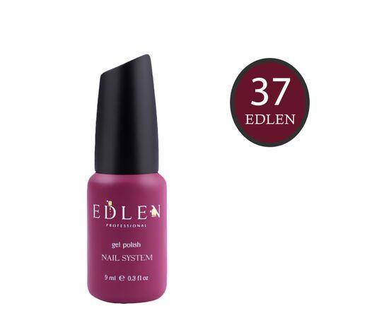EDLEN Цветная база Ferrari № 37 Черешня, 9 ml #1